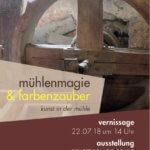 Mühlengalerie: 2. Kunstausstellung 2018