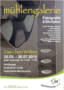 """Kunstausstellung 2015: """"Zwischen Welten"""""""