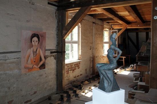 Kunstausstellung Sommer 2014