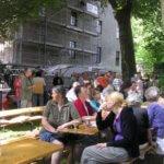 Mönchmühle Deutscher Mühlentag - 13.Juni 2011