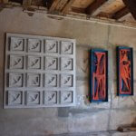 Mühlengalerie 2018: Bildr der Kunstausstellung Komposition Kunst