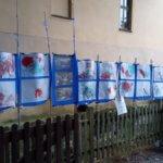 Kindergartenaktion: Bilder von Kindern