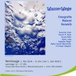 Kunstausstellung WasserWege